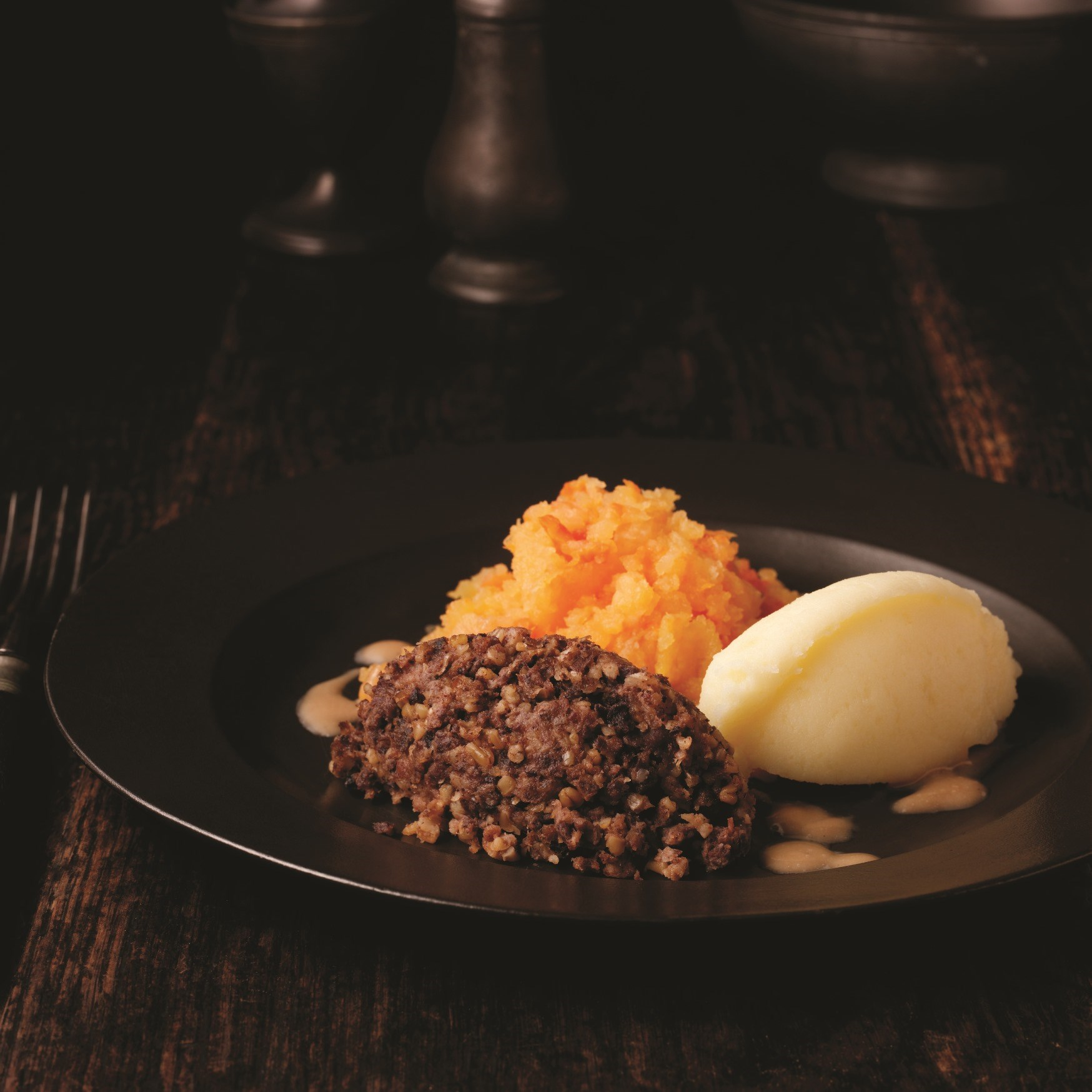 haggis  neeps and tatties macsween haggis mashed potatoes clipart free baked potato clipart free